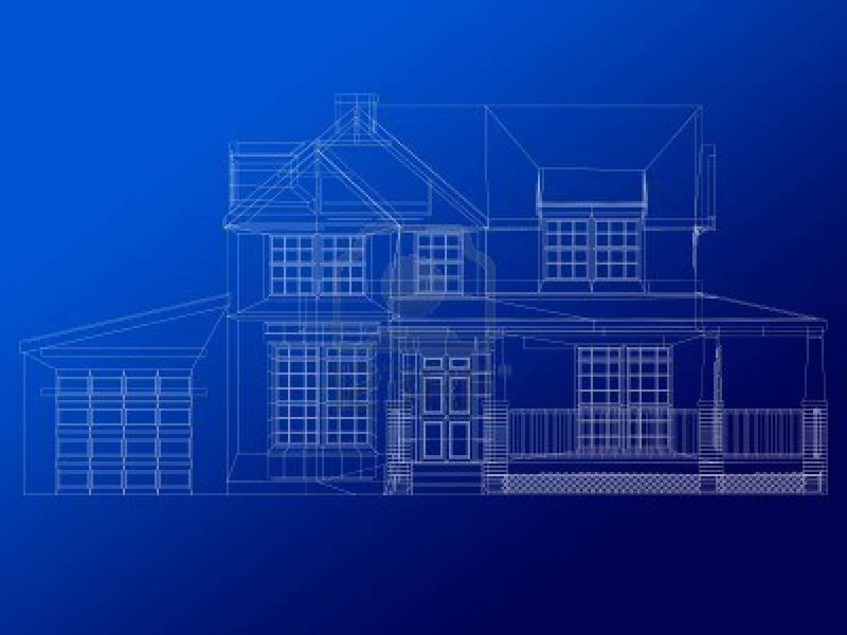 Blueprint For Building A House